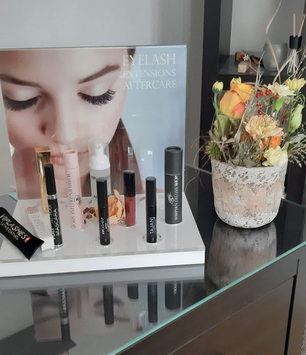 Wimpernwelle Behandlung - nail&co cosmetic